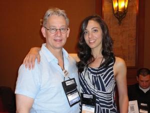 Ken & Julia at  TAM 2012