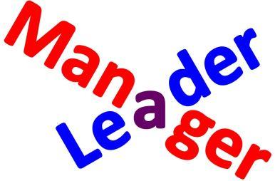 نتيجة بحث الصور عن Leader or manager