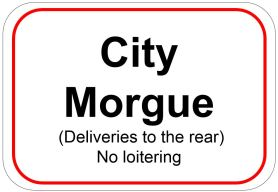City Morgue (0)