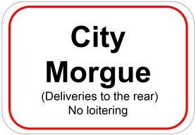 City Morgue (0)