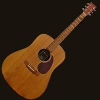 Guitar, Martin DX1 (0a)