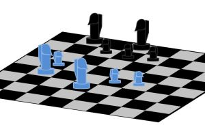 Power game chess (0)