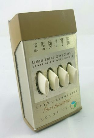 Zenith Space Command Remote (00)